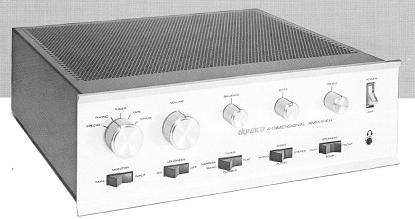 Dynaco SCA-80Q Integrated Amplifier