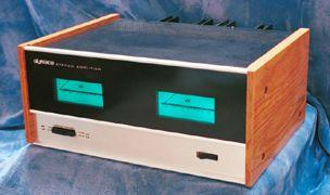 Dynaco Stereo 150 with meters