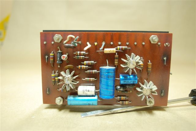 Original Amplifier Module, 40+ years old